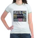 Berlin Wall Jr. Ringer T-Shirt