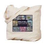 Berlin Wall Tote Bag