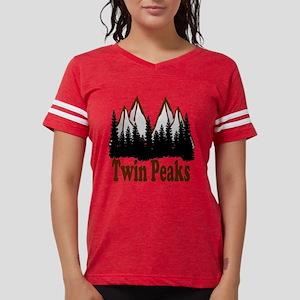 Twin Peaks Womens Football Shirt