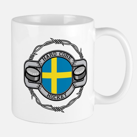 Sweden Hockey Mug
