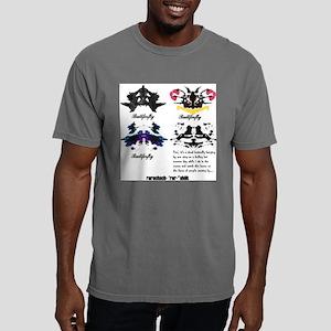rorschach tee Mens Comfort Colors Shirt