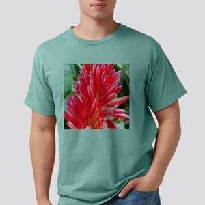 red spray with dew squar Mens Comfort Colors Shirt