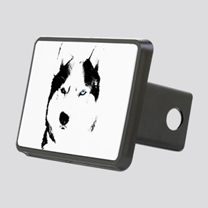 Husky Gifts Bi-Eye Husky Shirts & Gifts Rectangula