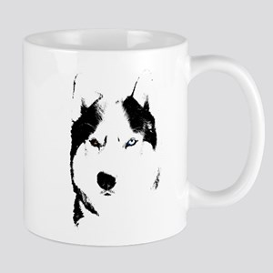 Husky Gifts Bi-Eye Husky Shirts & Gifts Mug