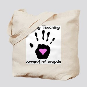 Visiting Teaching Tote Bag