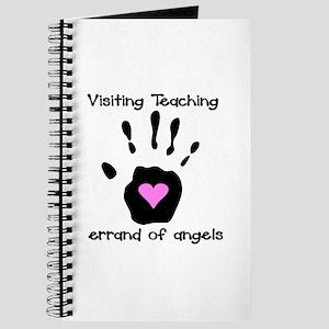 Visiting Teaching Journal