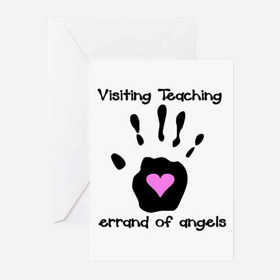 Visiting Teaching Greeting Cards (Pk of 10)