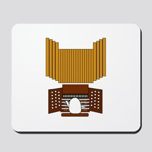 Organist Mousepad