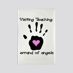 Visiting Teaching Rectangle Magnet