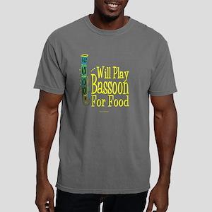 WP Bassoon T dark Mens Comfort Colors Shirt