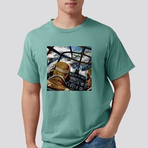BomberBLK4 Mens Comfort Colors Shirt