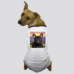 French Bulldog Meadow Dog T-Shirt