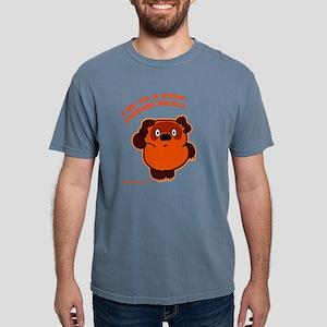 ViniPuhA Mens Comfort Colors Shirt