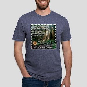 EC-knownbytracksJrHf-1 Mens Tri-blend T-Shirt