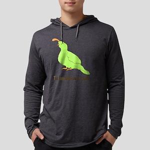 furpbird Mens Hooded Shirt