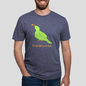 furpbirddark Mens Tri-blend T-Shirt