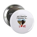 """Christmas Love 2.25"""" Button (10 pack)"""