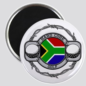 South Africa Golf Magnet