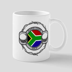 South Africa Golf Mug