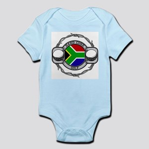 South Africa Golf Infant Bodysuit