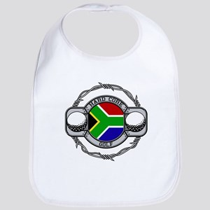 South Africa Golf Bib