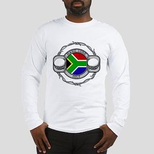 South Africa Golf Long Sleeve T-Shirt