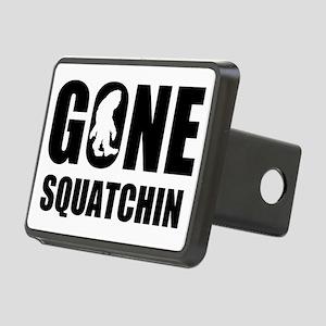 Gone sqautchin Rectangular Hitch Cover