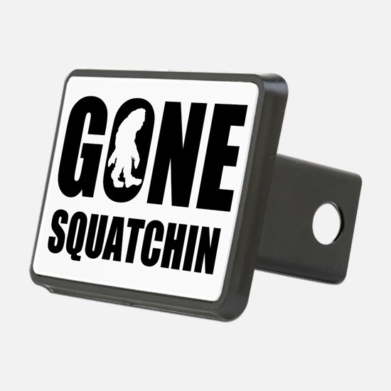 Gone sqautchin Hitch Cover