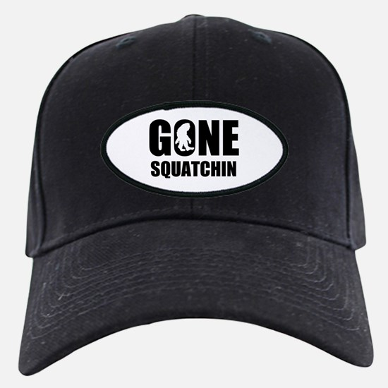 Gone sqautchin Baseball Hat