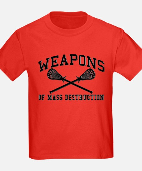 Lacrosse Weapons of Mass Destructions T
