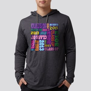 Graduating Class of 2013 Mens Hooded Shirt