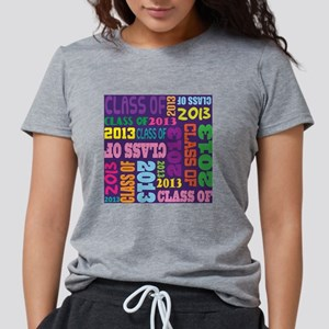 Graduating Class of 2013 Womens Tri-blend T-Shirt