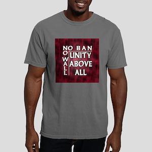 No Ban No Wall w Border Mens Comfort Colors Shirt