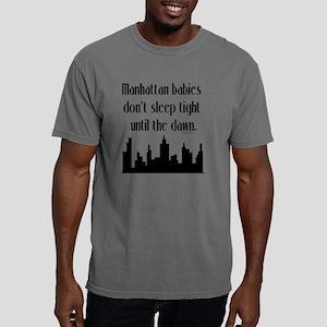 manhattan Mens Comfort Colors Shirt