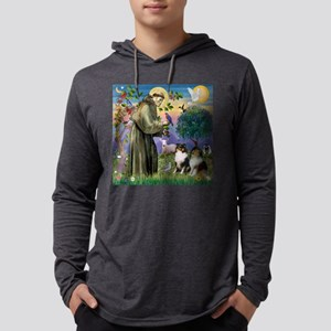 TILE-StFran-Sheltie-Tri1and8 Mens Hooded Shirt