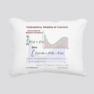 FTC Rectangular Canvas Pillow