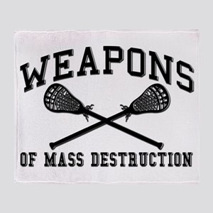 Lacrosse Weapons of Mass Destructions Stadium Bla