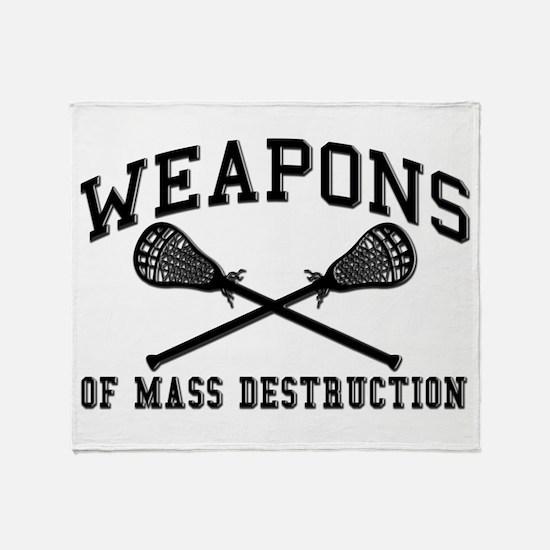 Lacrosse Weapons of Mass Destructions Stadium Bla
