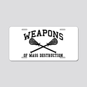 Lacrosse Weapons of Mass Destructions Aluminum Lic