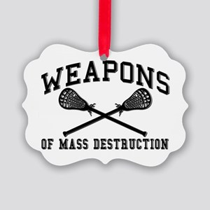 Lacrosse Weapons of Mass Destructions Picture Orna