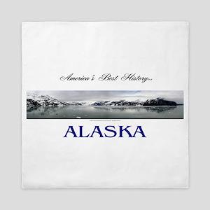 Alaska Americasbesthistory.com Queen Duvet