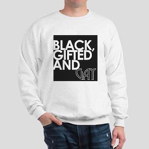 Black, Gifted & Gay Sweatshirt