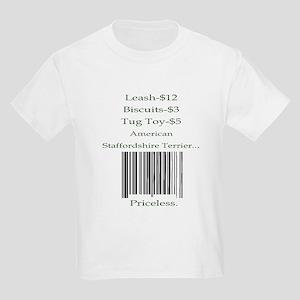 4-3-priceless Kids Light T-Shirt