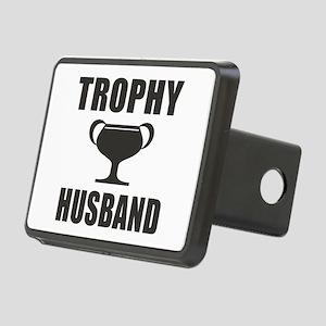 Trophy Husband Rectangular Hitch Cover