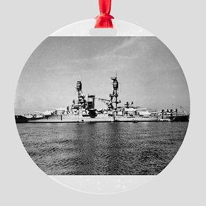 9 BB 36 NV Round Ornament