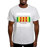 The Three Tours Club Ash Grey T-Shirt