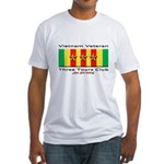 The Three Tours Club Fitted T-Shirt