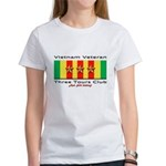 The Three Tours Club Women's T-Shirt