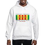 The Three Tours Club Hooded Sweatshirt