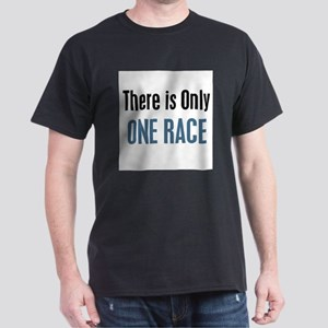One Race Dark T-Shirt